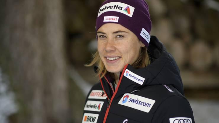 In Topform: Laurien van der Graaff