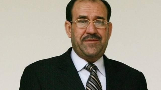 Iraks Ministerpräsident: Nuri al Maliki (Archiv)
