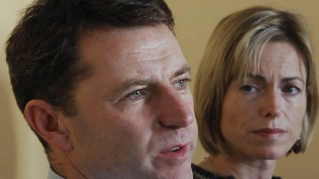 Die Eltern der seit 2007 vermissten Madeleine McCann wollen ein Buch veröffentlichen (Archiv)