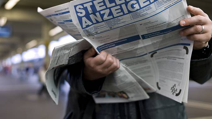 Die Arbeitslosenquote im Bezirk Dietikon liegt bei 4,8 Prozent