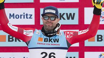 In St. Moritz holte Osborne-Paradis WM-Edelmetall