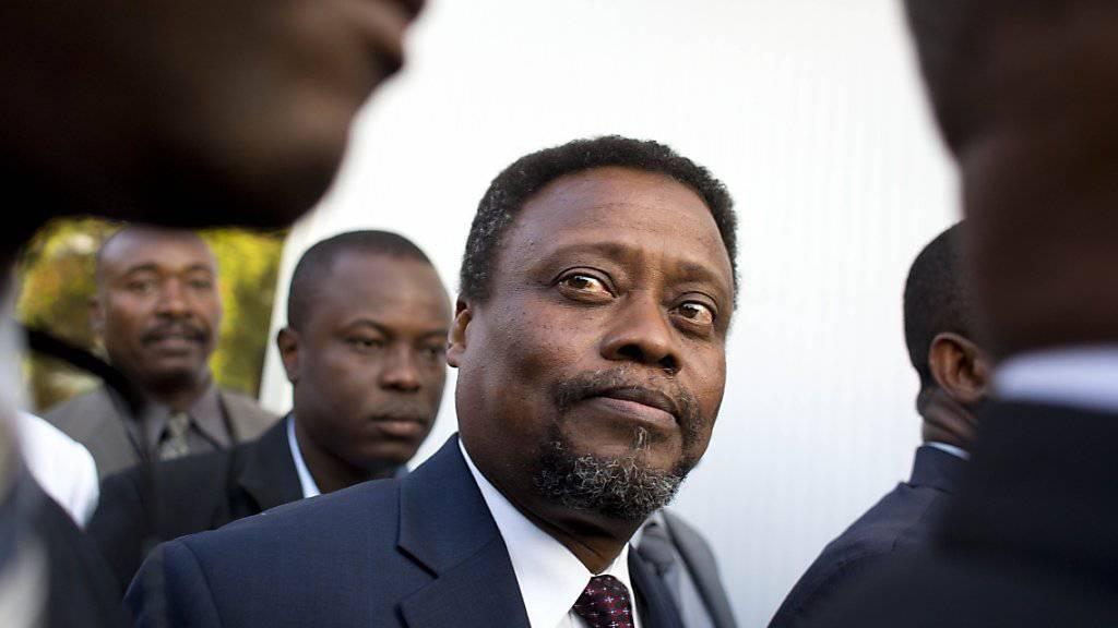 Er sollte Haitis Interims-Regierungschef werden: Fritz-Alphonse Jean. (Archivbild)