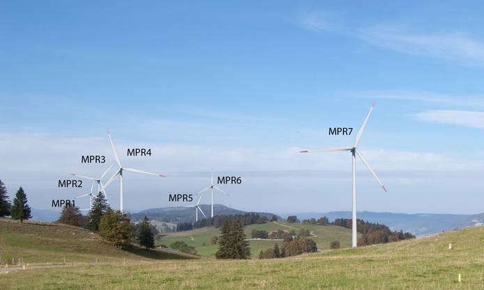 So sehen die Initianten vom Energieservice Biel die Windparks