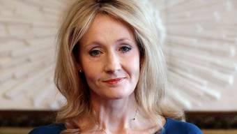 Harry Potter-Autorin Joanne K. Rowling (Archiv)