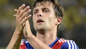 Basel oder Schalke? Valentin Stocker ist in der Warteschlaufe.