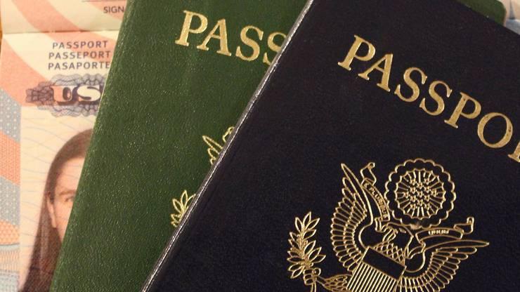 Platz 2: Wer den Pass im Hotelzimmer vergessen hat, musste hoffentlich diesen bei der Heimreise nicht vorweisen.
