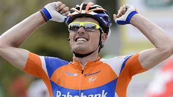 Luis Leon Sanchez entschied die 14. Etappe für sich