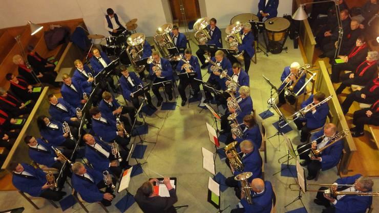 Konzert in der reformierten Kirche Meisterschwanden