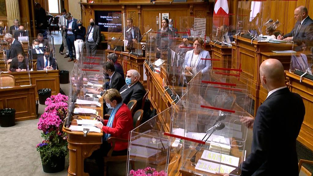 SVP setzt Bundesrat Berset weiter unter Druck