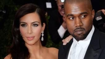Kim und Kanye West biken vermutlich in anderen Tenues (Archiv)