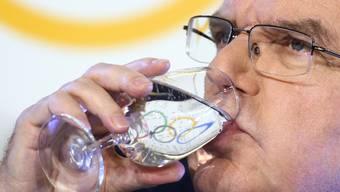 Athleten-Vertreterin Silke Kassner: «Ich erlebe das IOC unter Präsident Thomas Bach (Bild) wie eine Blase – eine Art Paralleluniversum.»