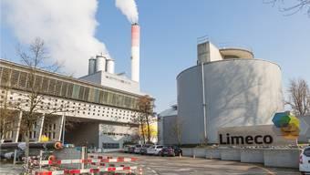 Die Limeco-Kehrichtverwertungsanlage in Dietikon: Gestritten wird, wie gross der Neubau maximal sein darf. (Archivbild)