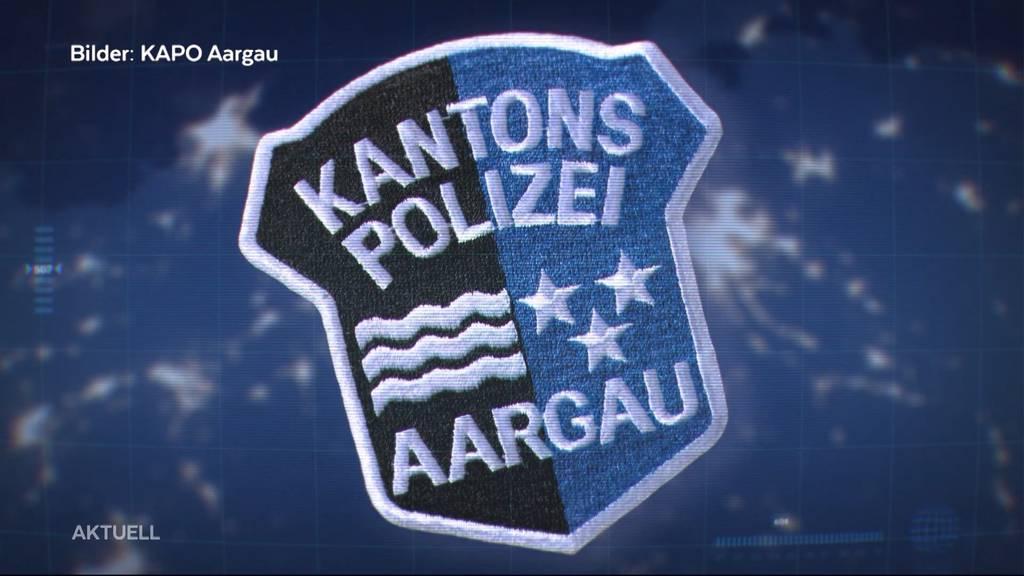 Kaum im Amt will Regierungsrat Dieter Egli mehr Aargauer Polizisten