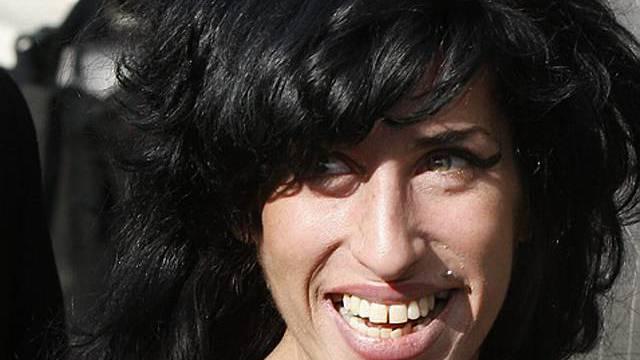 Sängerin Amy Winehouse (Archiv)