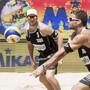 Nico Beeler (links) und Marco Krattiger (rechts) glänzen in Brasilien