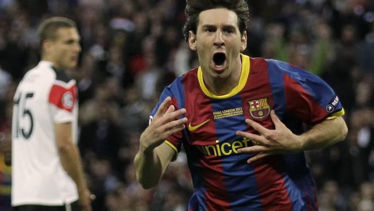 Lionel Messi kann bald wieder auf Torejagd gehen