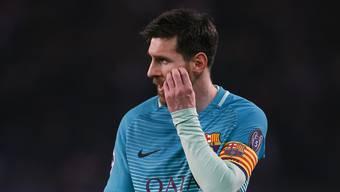 Lionel Messi muss sich im Achtelfinal-Rückspiel von seiner besten Seite zeigen.