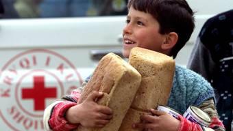 1,87 Milliarden Franken haben Schweizer Hilfswerke von Stiftungen, aus Erbschaften und über Sammelaktionen wie «Jeder Rappen zählt» eingenommen.