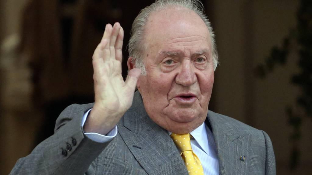 Geheimnis gelüftet: Spaniens Altkönig hält sich in Emiraten auf