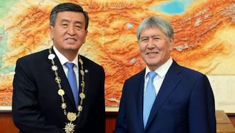 Machtwechsel in Kirgistan