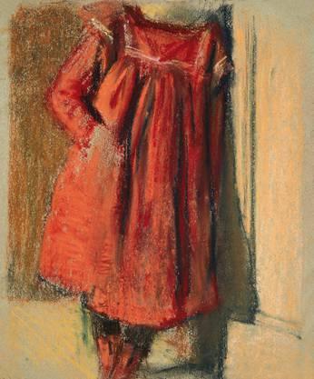 «Rotes Kleid» (1895)