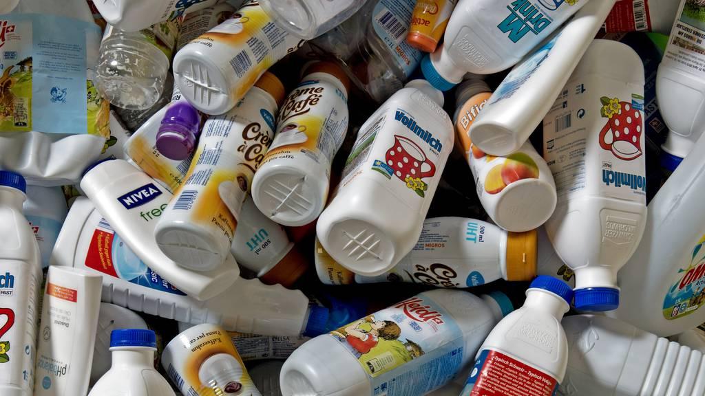 Migros führt schweizweit neues Plastikrecycling ein
