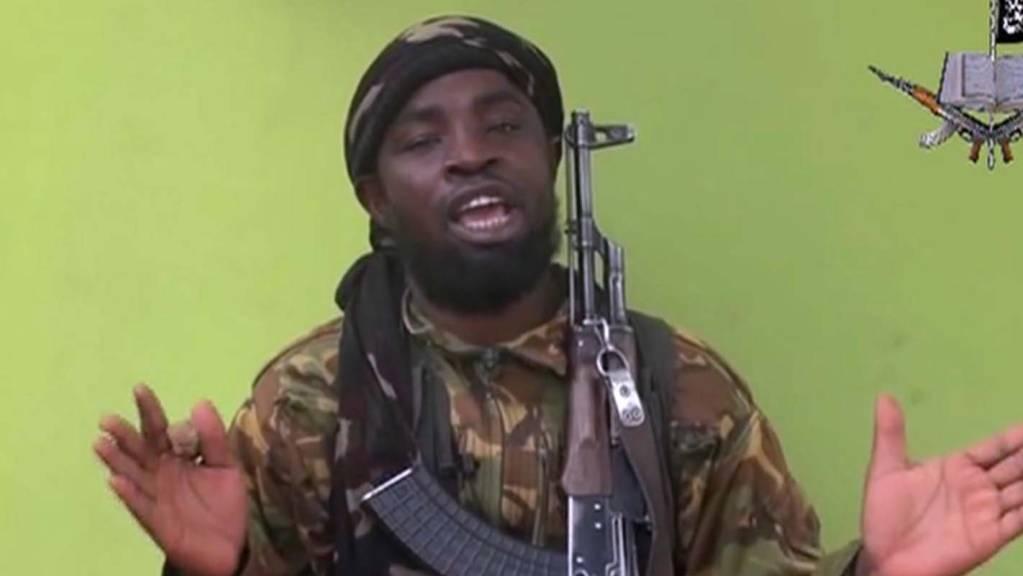 Ist offenbar tot: Abubakar Shekau, Anführer der Islamistengruppe Boko Haram in Nigeria. (Archivbild)