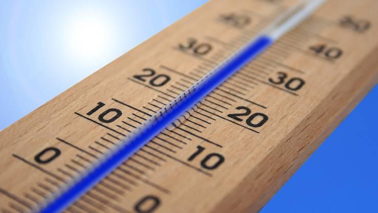 Ab 30 Grad sinkt unsere Arbeitsleistung deutlich.