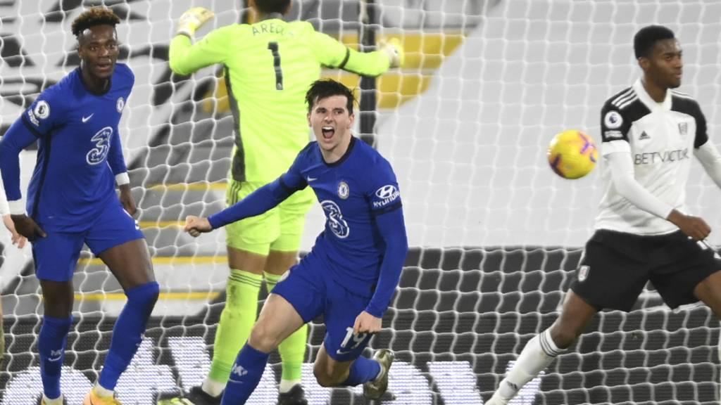 Chelsea müht sich in Überzahl zum Sieg
