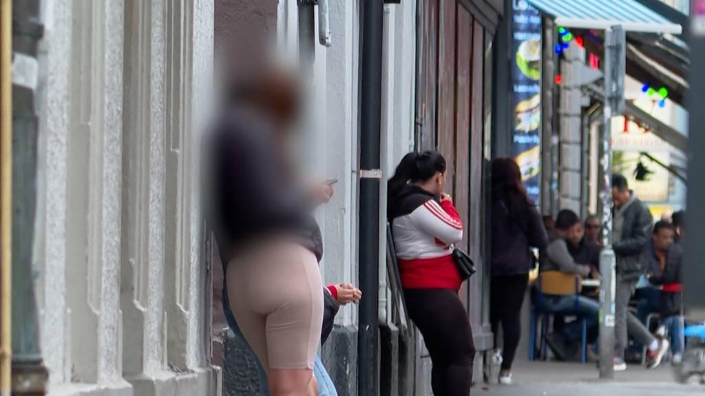 Wieder vermehrt Prostitution an der Langstrasse