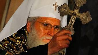 Der neue Patriarch Neofit