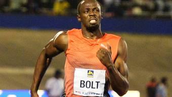 Sprintstar Usain Bolt wird in Rio an den Start gehen dürfen