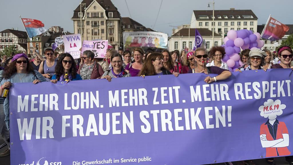 Frauenstreiktag soll zur Erholung nach Corona-Krise genutzt werden