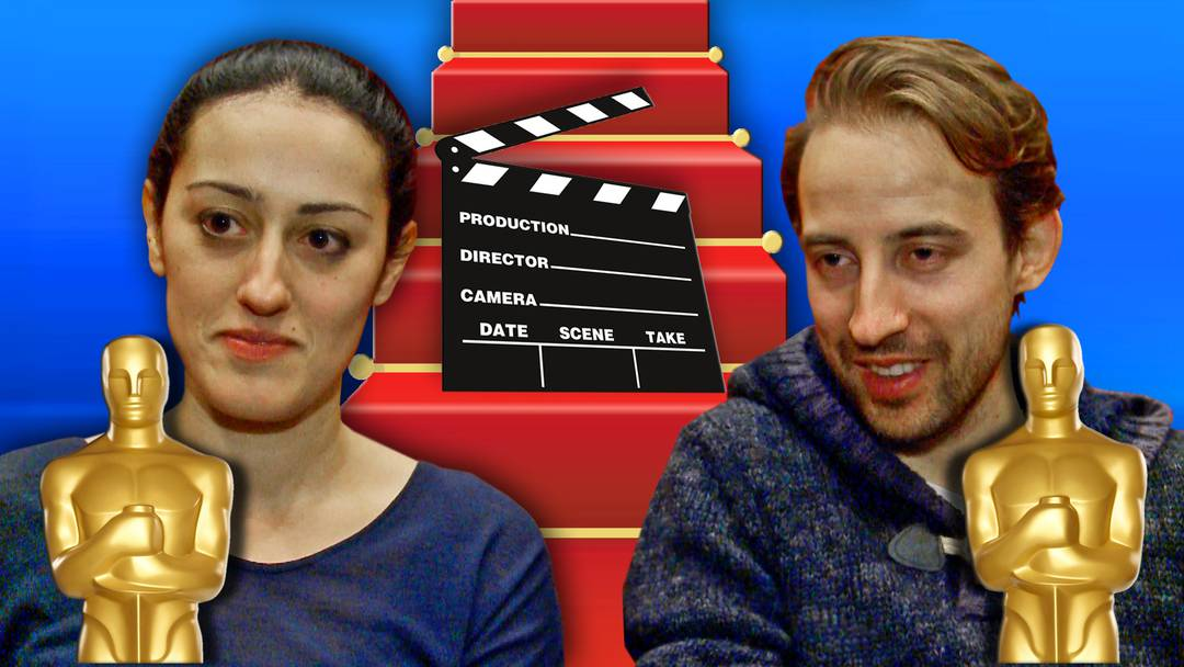 «Ich kann es immer noch nicht glauben»: Das sagen die Macher des Kurzfilms «Parvaneh» zur Nominierung.