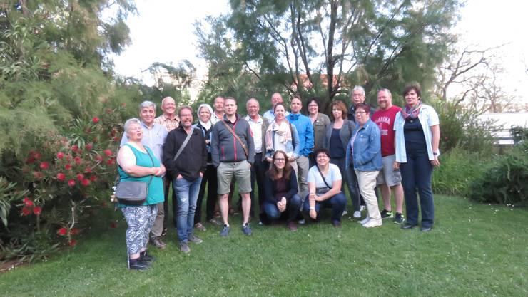 Theatergruppe Stüsslingen auf Reisen