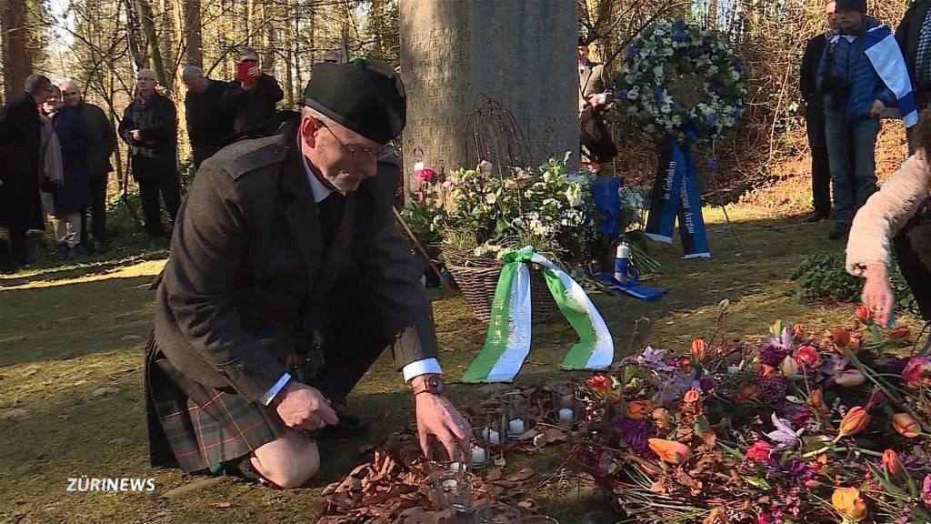 50 Jahre Absturz Würenlingen: Hinterbliebene gedenken Swissair-Anschlag