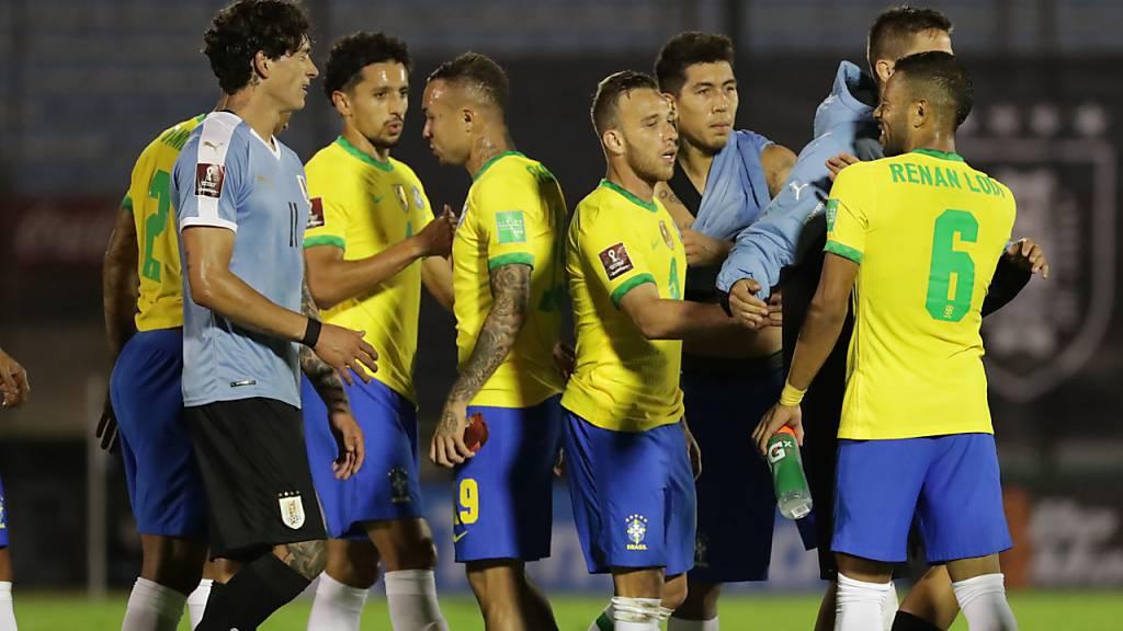 Brasilien in der Qualifikation weiter makellos