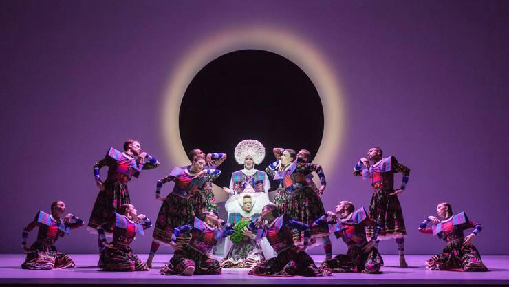 Die letzte Aufführung des Tanztheaters «Orfeo ed Euridice» muss am Freitagabend abgesagt werden.