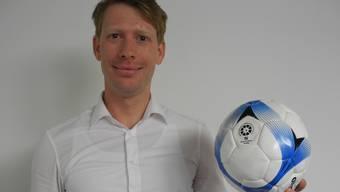 Fussball hat Fabian Heeg schon immer fasziniert.
