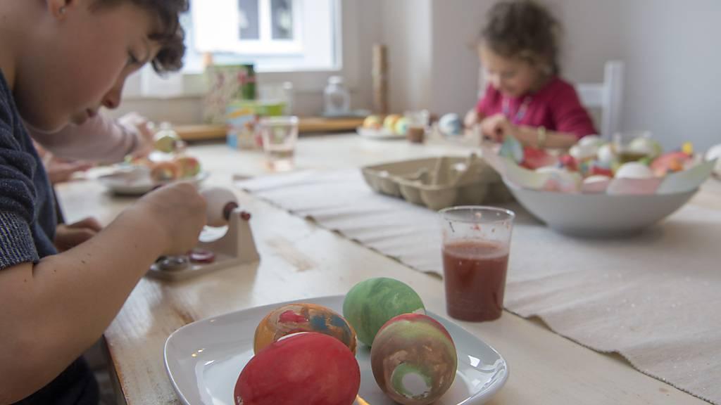 Familien im Kanton Luzern sollen für Kinder ab 12 Jahren höhere Zulagen erhalten. (Symbolbild)