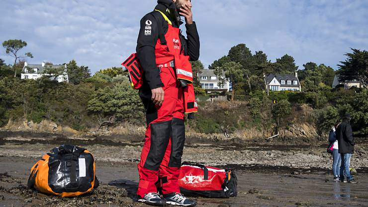 Optimale Vorbereitung zahlte sich aus: Der Genfer Alan Roura stellte einen Rekord für die Nordatlantik-Überquerung mit Einrumpf-Booten auf