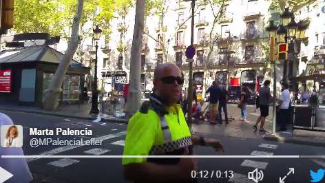 Attentäter von Barcelona gefasst
