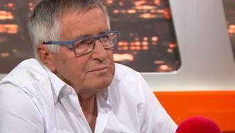 Ju-Air-CEO Kurt Waldmeier sprach in der Sendung «TalkTäglich» am Montagabend über den Absturz.