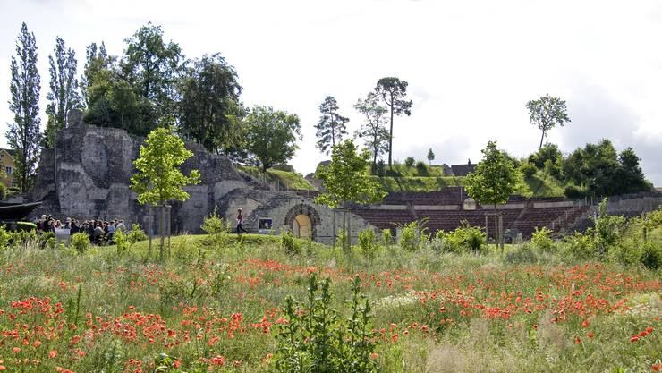 In Augusta Raurica kann man nicht nur alte Bauwerke der Römer bestaunen, sondern auch gemütlich grillieren.