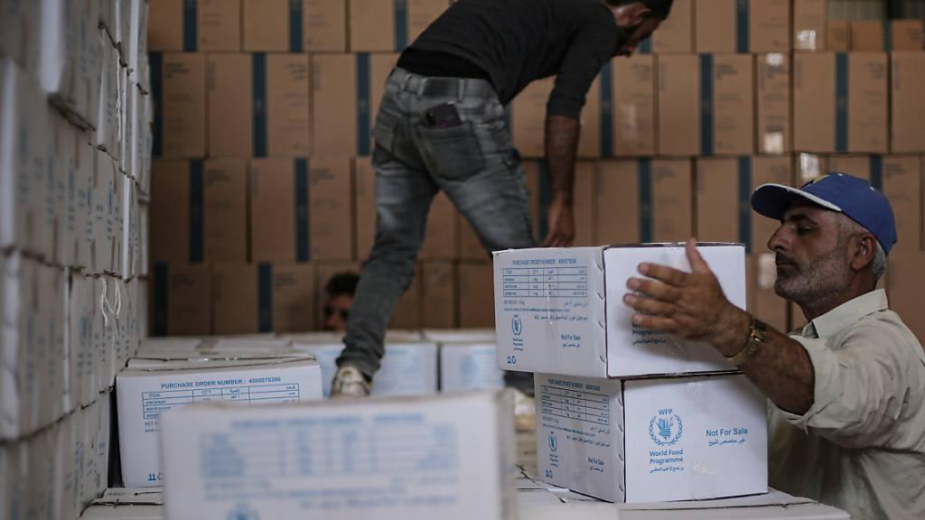 Syrien-Abstimmung im UN-Sicherheitsrat verzögert sich
