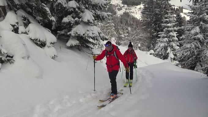 Outdoor-Boom: Skitouren