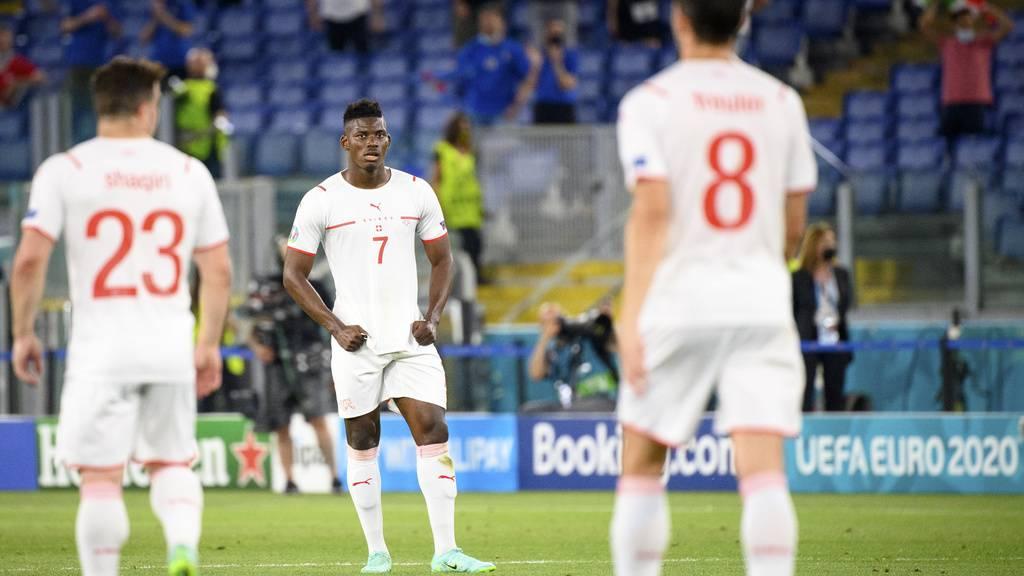 Schweizer Nati verliert das zweite EM-Spiel gegen Italien 0:3