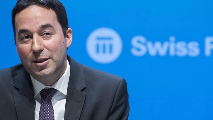 Die Swiss Re macht Kasse: Der Rückversicherer unter seinen Chef Christian Mumenthaler verkauft die britische Tochter ReAssure für 3,25 Milliarden Pfund (4,2 Mrd Fr.) an die britische Phoenix Group.