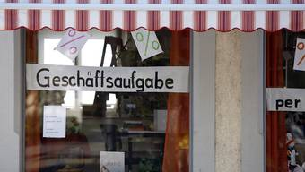 Noch nie griff der Pleitegeier in der Schweiz so oft zu wie im letzten Jahr, nämlich über 13'000 Mal. (Symbolbild)