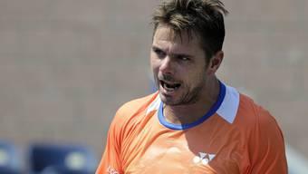 Stan Wawrinka kann verletzungsbedingt nicht an den Swiss Indoors teilnehmen